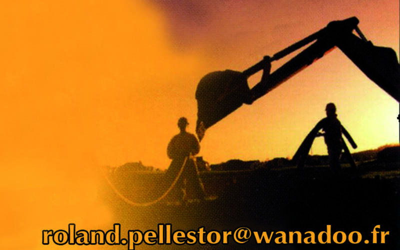 Travaux public Roland Pellestor à Valensole