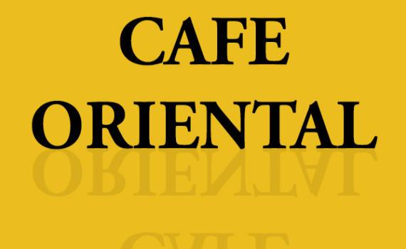 Café oriental à Valensole