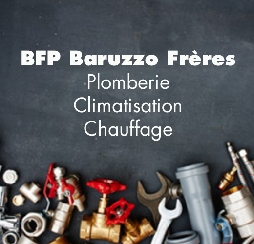 BFP Baruzzo Frères Plomberie Climatisation Chauffage