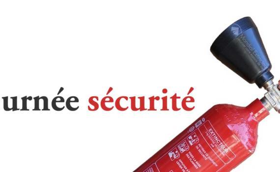 Journée securité